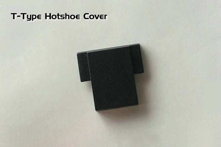 Universal T-Type Hot shoe cover for DSLR