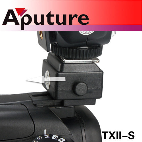 Aputure TXII-S Trigmater Plus II 2.4G Wireless Flash Trigger for Sony