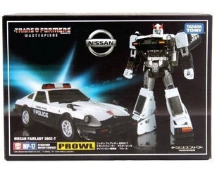 Takara Transformers Masterpiece MP-17 3C Police Car