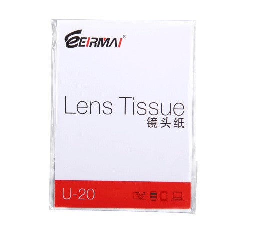 Eirmai U-20 50 sheets Lens Cleaning Tissue Paper