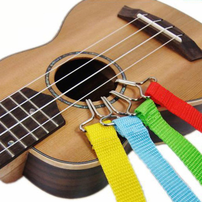 Ukulele Strap (version 1)