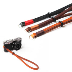 Cam-in WS019 Series Imported Italian Genuine Leather Camera Wrist Strap