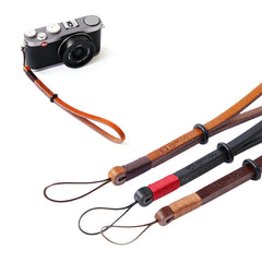 Cam-in WS020 Series Imported Italian Genuine Leather Camera Wrist Strap