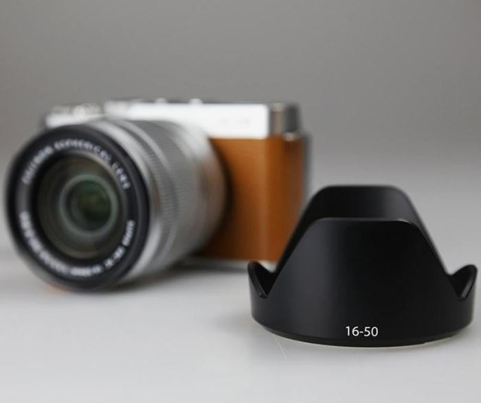 FUJIFILM Lens Hood for X-A1 with 16-50mm Lens