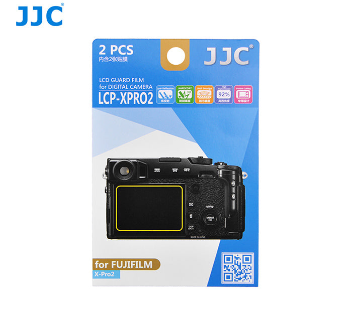 JJC LCD Guard Film for FUJIFILM X-Pro2