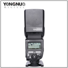Yongnuo Speedlight YN685 GN60 2.4GHz Wireless Radio Flash 1/8000s HSS Built-in 622 Support External Power