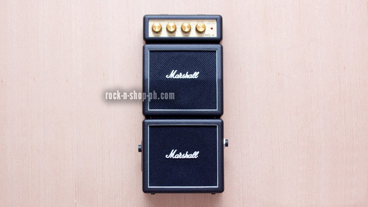 Marshall MS-4 Micro Full-Stack Guitar Combo Amp