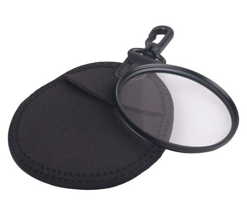 Lens Cap and UV Lens Pouch with hook