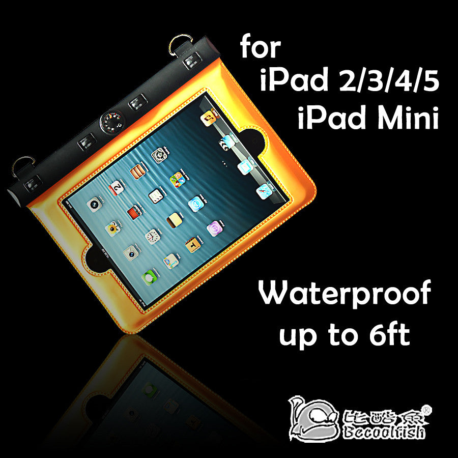 Becoolfish Waterproof Case for iPad Mini iPad 2/3/4/5
