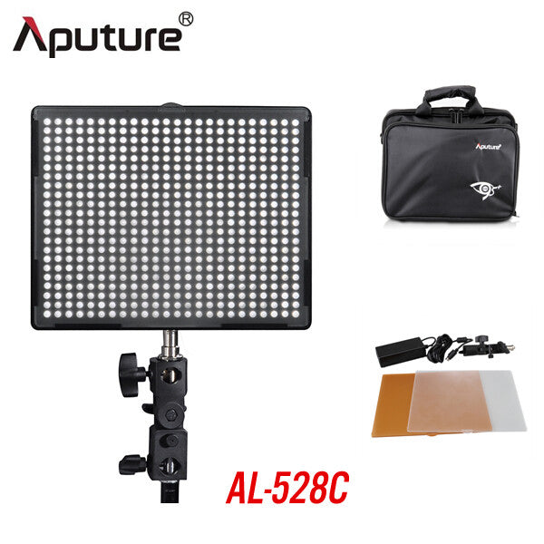 Aputure AL-528C LED Video Light