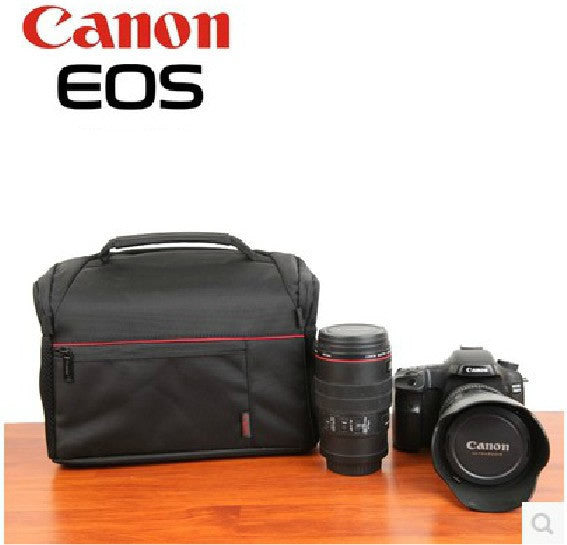 Canon Rectangular Bag w/ Strap and Raincover