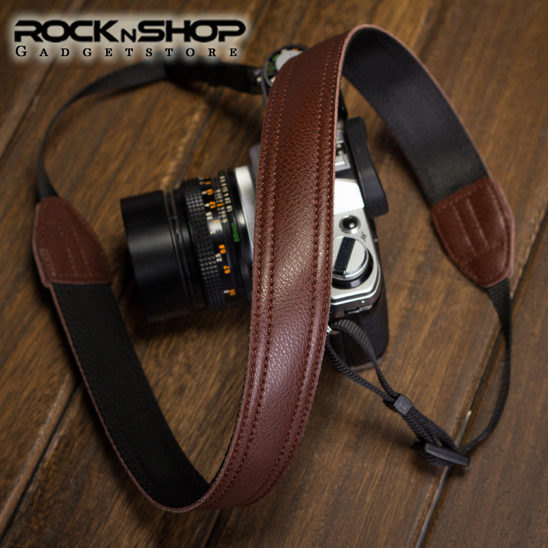 Genuine Leather Strap for Fujifilm Sony Leica Cameras
