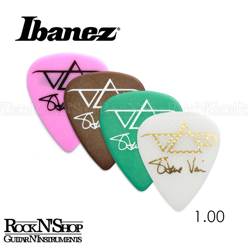 Ibanez Steve Vai Signature Guitar Picks (original)