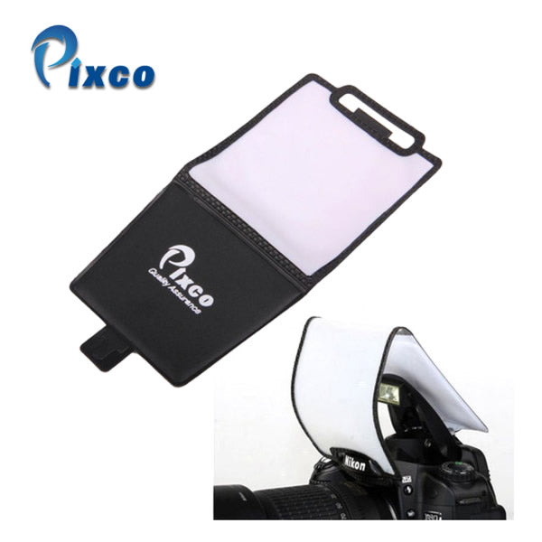 Pixco Pop up Universal Flash Diffuser for Canon Nikon Flashes