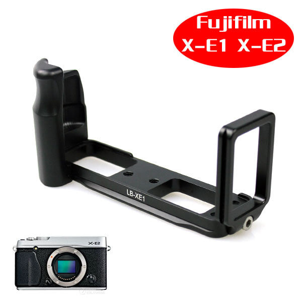 L-Plate Hand Grip for Fujifilm X-E1 X-E2