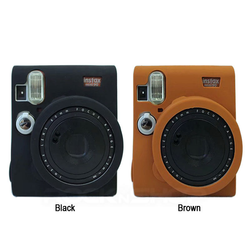 Silicone Rubber Case for Fujifilm Instax Mini 90