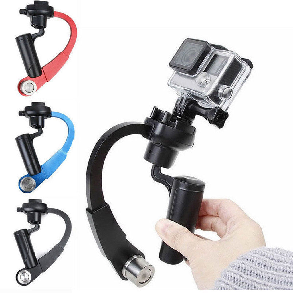 C-Shape Handheld Video Stabilizer for GoPro Hero 4 3+