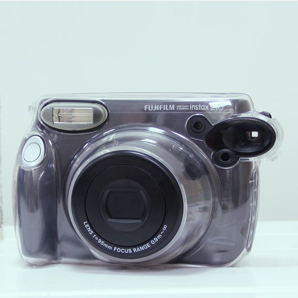Transparent Shell Case for Fujifilm Instax Wide 210