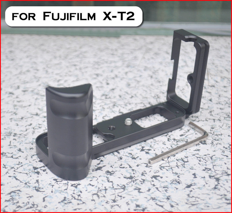 L-Plate Hand Grip for Fujifilm X-T2