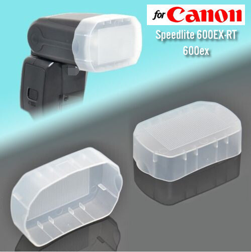 FC-600EX-RT 600EX Flash Bounce Diffuser Soap Box for Canon Speedlite 600EX-RT 600ex