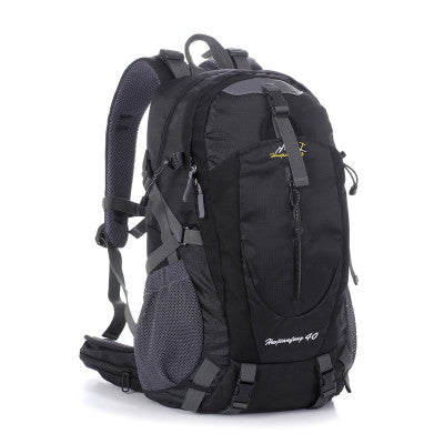 Waterproof 40L Travel Outdoor Hiking Backpack