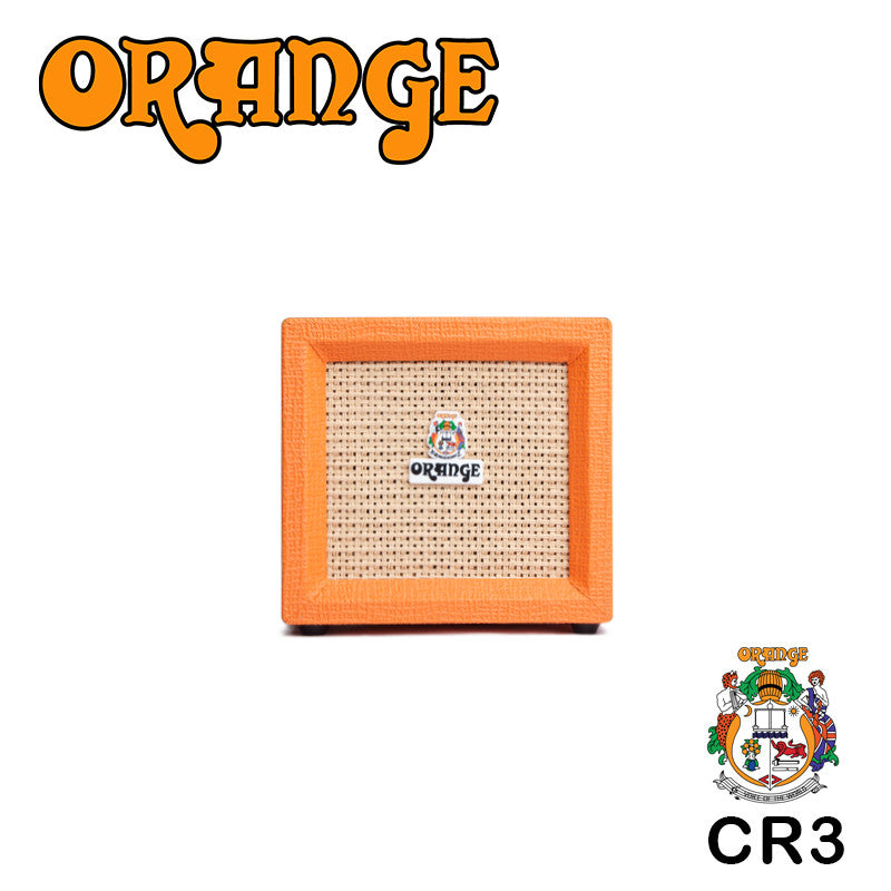 Orange Micro Crush mini CR3 Amplifier