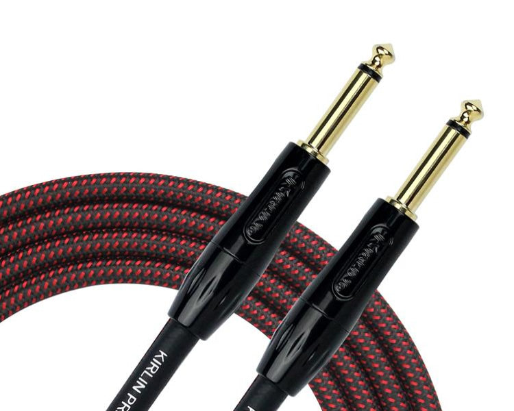 KIRLIN IWB-201PFG Premium Plus Woven Jacket Guitar Cable