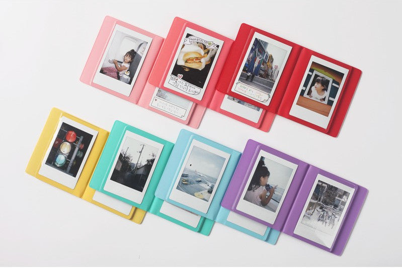 3 inch Photo Album for Fujifilm Instax Mini | 28 pockets