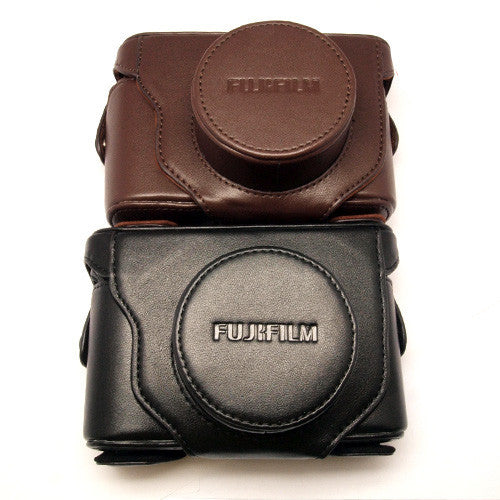 Leather Case Holster for Fujifilm X100 X100S X100T