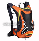 Waterproof 12L Riding Cycling Bike Bag Hiking Camping   Backpack Rucksack