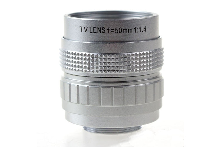 Fujian 50mm F1.4 CCTV Camera Lens