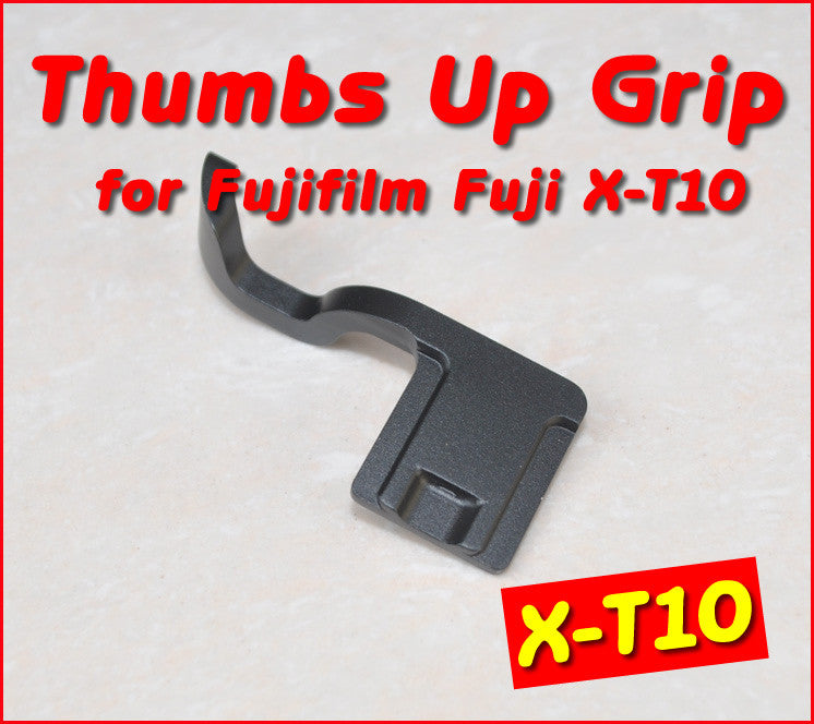 Hot Shoe Thumbs Up Grip for Fujifilm X-T10 X-T20