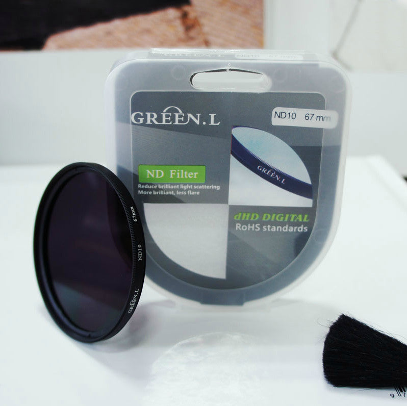 GreenL UV Filter 52mm ND1000