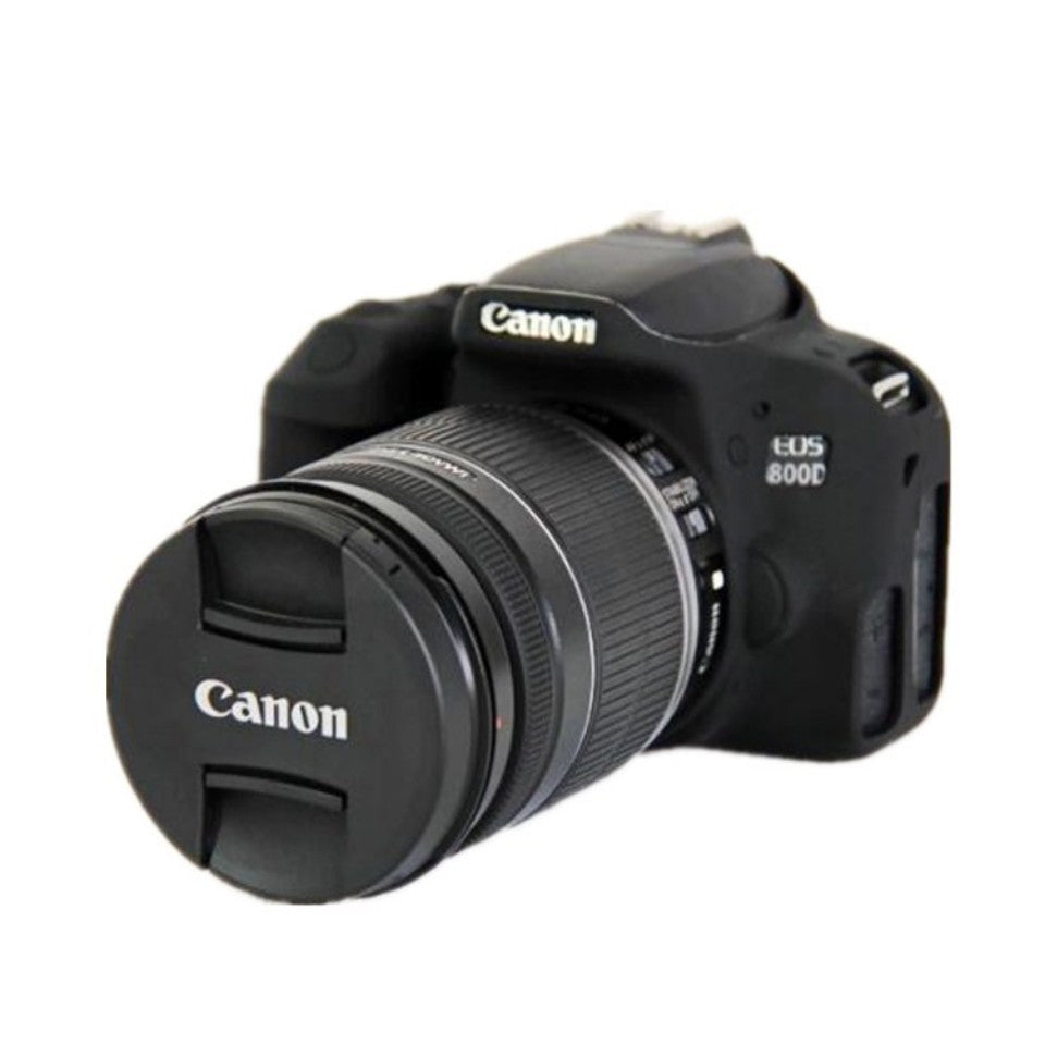 Silicone Rubber Case For Canon Eos 800d Rock N Shop Drybox Camera Mirrorless M10 1 X The Is Not Include