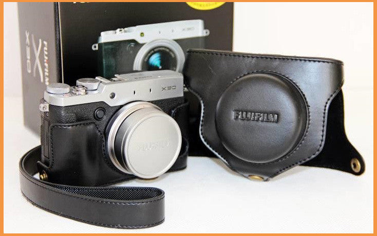 Leather Case Holster for Fujifilm X30