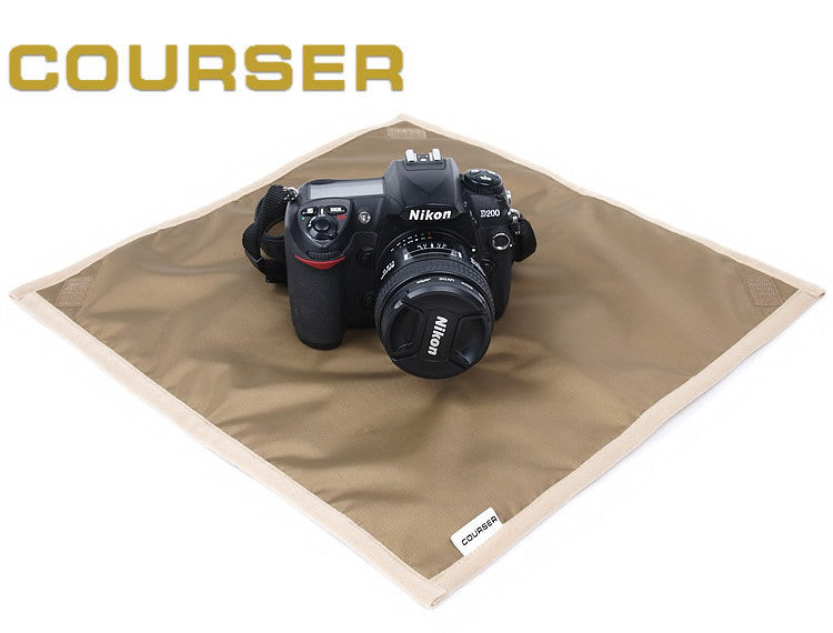 Courser Protective Folding Cloth for Camera Computer iPad
