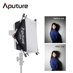Aputure Easy Box Diffuser Kit Designed for Amaran Series HR-672 / AL-528