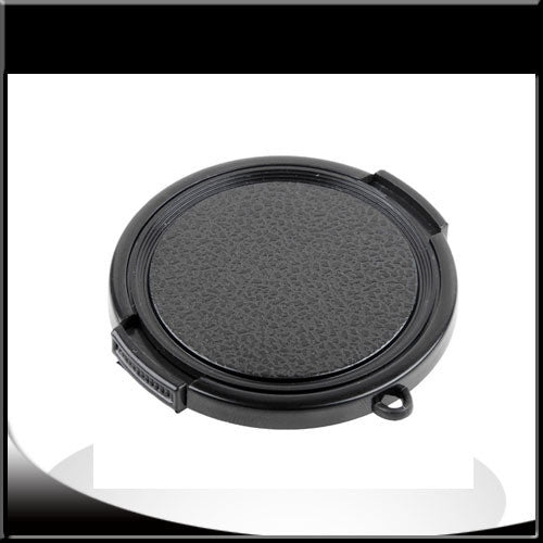 Snap-on Lens Cap cover For Canon Nikon Sony Pentax Lens