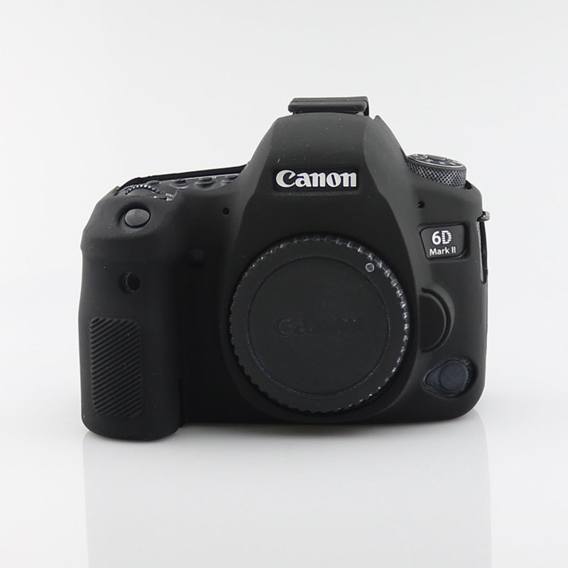 Silicone Rubber Case for Canon 6D2 6DII