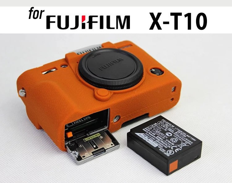 Silicone Rubber Case For Fujifilm X-T10 X-T20 (version 1)