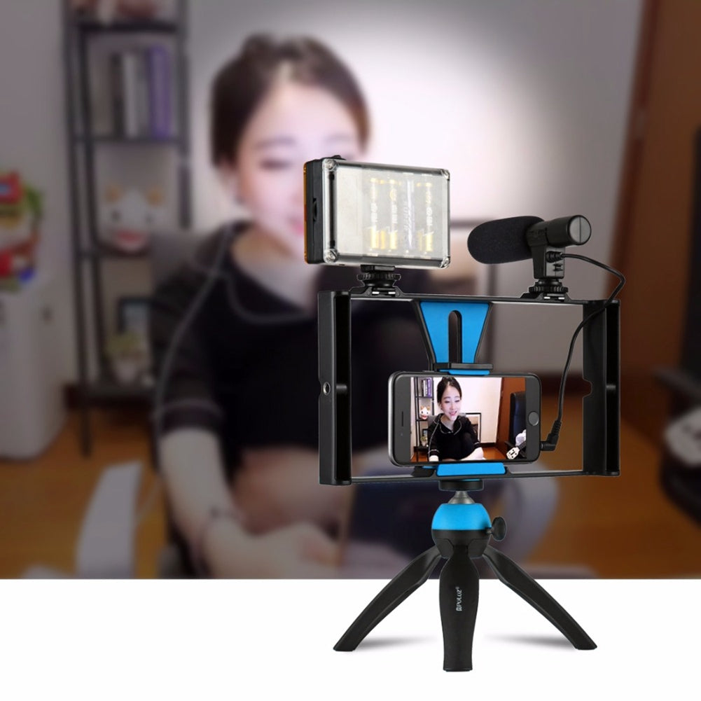 Puluz 5-in-1 Phone Vlogging Video Stabilizer