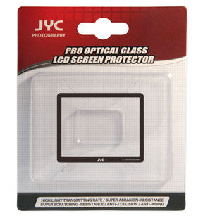"JYC Camera Glass LCD Screen Protector Cover Film for 2.5"" / 2.7"" / 3.0"" Cameras"
