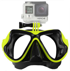 Freewell D2 Diving Mask Suitable for GoPro & Similar Mounting Cameras