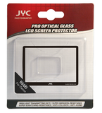 JYC Camera Glass LCD Screen Protector Cover Film for Canon 550D