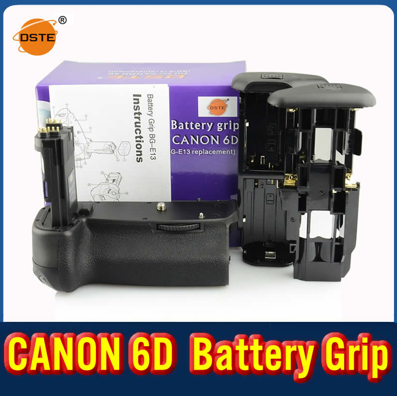DSTE BG-E13 Battery Grip for Canon 6D