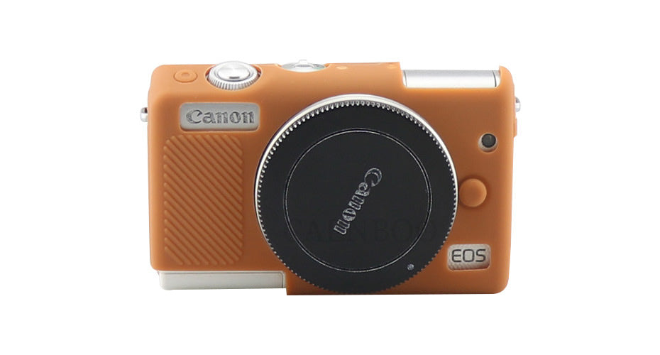 Silicone Rubber Case for Canon EOS M100