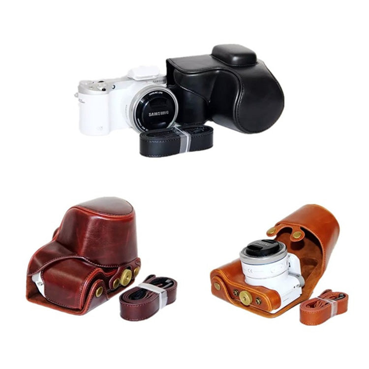 Leather Case Holster for Samsung NX500