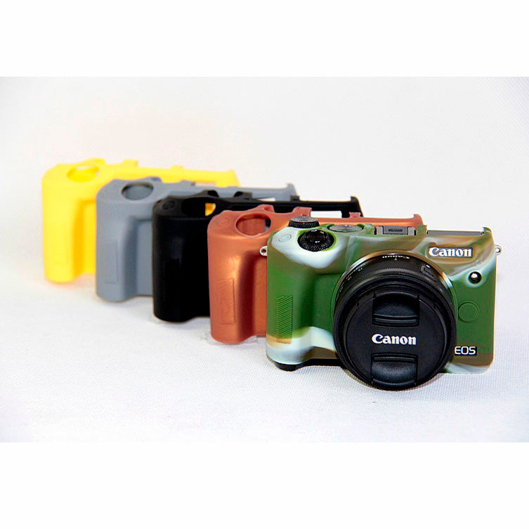 Silicon Rubber Case for Canon EOS M6