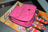 Shoulder Bag Insert Case for Instax Mini 8/8S | Passion Pink