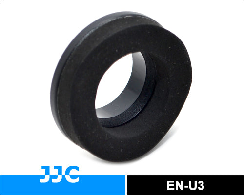 JJC EN-U3 Eye Cup replaces Nikon DK-17